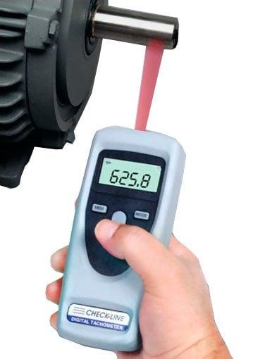 Checkline CDT-1000HD Handheld Laser Tachometer