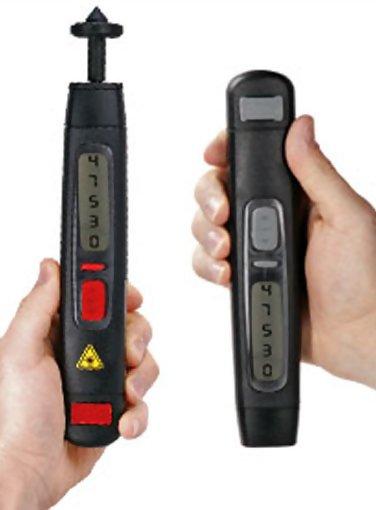 Handheld Tachometers - Complete List of Handheld and Laser