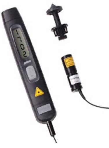 A2109//LSR Advent Laser Tachometer With Pulse Output Speed Range 3-99,999 rpm