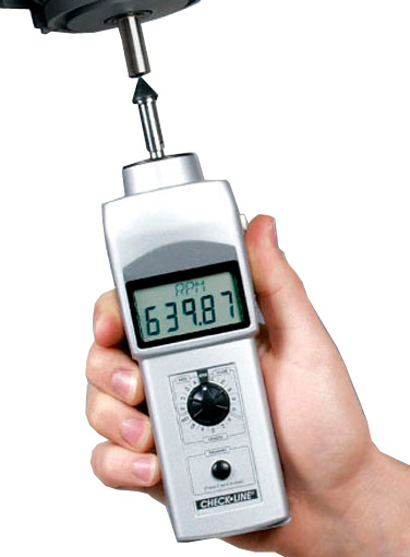 DT-105A / DT-107A Handheld Tachometers